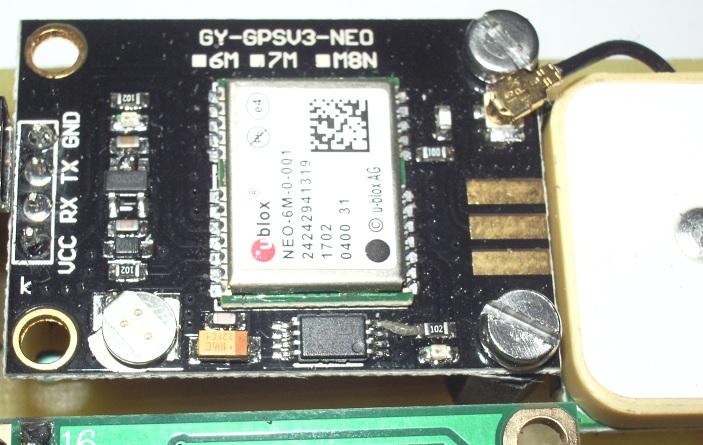 Gps encodeur gps1