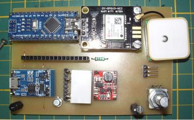 Gps encodeur mtge