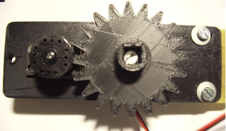 Serrure rfid led gear